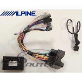 Interface commande au volant - Ford Mondeo/Focus CAN-Bus
