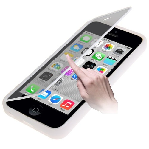 Iphone 5c coque housse de protection silicone gel tpu for Housse iphone 5c