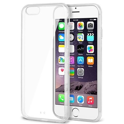 Iphone 6 coque housse silicone gel tpu ultra fine sur for Housse silicone iphone 7
