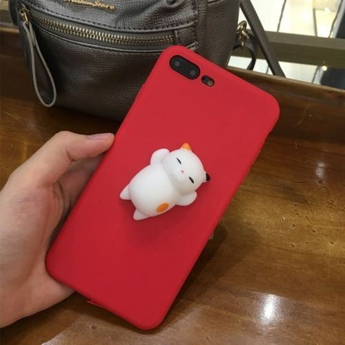 coque chat squishy iphone 7