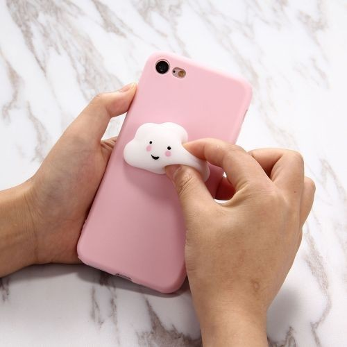 coque iphone 8 plus nuage