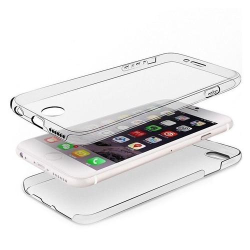 iphone x coque transparente 360