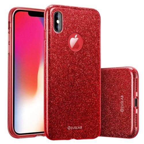 coque iphone xs silicone glitter