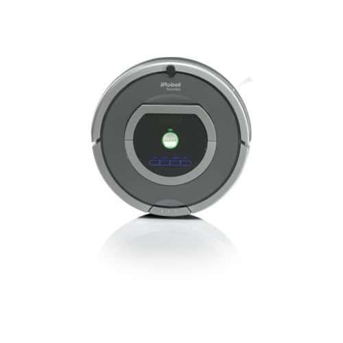 irobot roomba 782 aspirateur robot sans sac pas cher. Black Bedroom Furniture Sets. Home Design Ideas