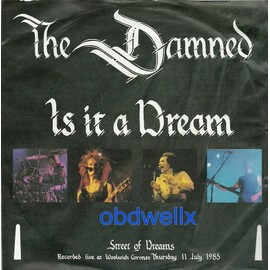 Is It A Dream 'wild West End Mix' - Damned The