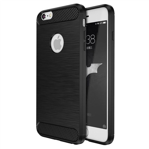 ivencase pour apple iphone se 5s 5 coque neuf mode slim fibre carbone souple silicone gel. Black Bedroom Furniture Sets. Home Design Ideas