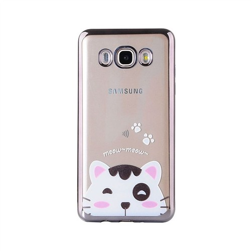 coque samsung j3 2016 silicone chat