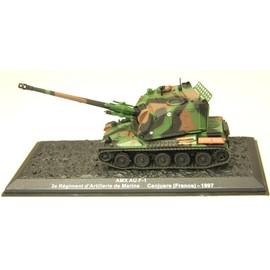 ixo 1 72 militaire tank char amx au f1 1997 canjuers france. Black Bedroom Furniture Sets. Home Design Ideas