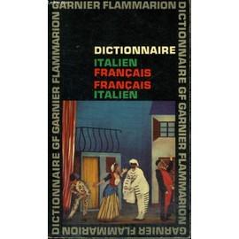 Dictionnaire Italien-Francais - Francais Italien de Bloncourt-Herselin, J.
