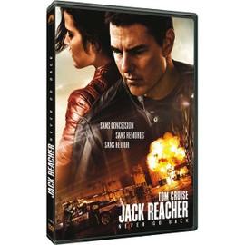 Petite annonce Jack Reacher: Never Go Back - Edward Zwick - 29000 QUIMPER