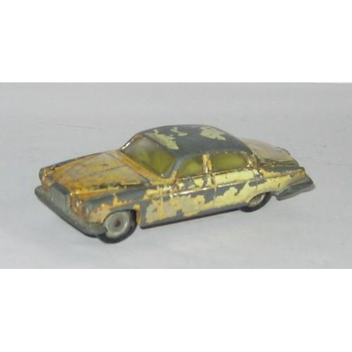 jaguar mk  jaune dore husky models neuf  doccasion