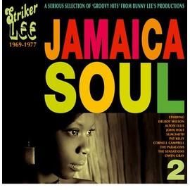Jamaica Soul 2 1969 - 1977 - Striker Lee