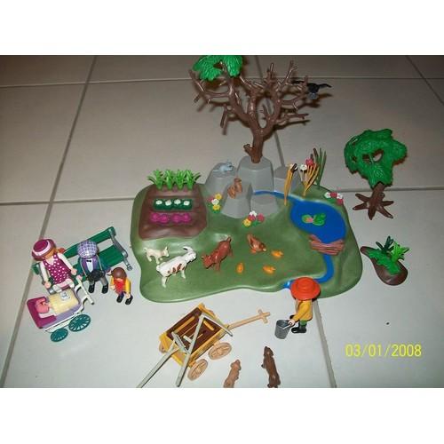 playmobil jardin enfants - Achat et Vente Neuf & d\'Occasion sur ...