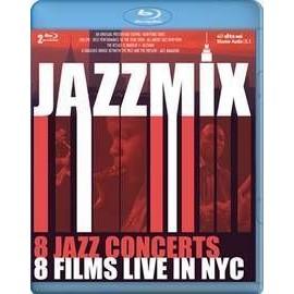 Jazzmix - 8 Jazz Concerts Live In Nyc - Blu Ray de Rozenberg, Amos