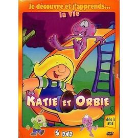 Je D�couvre Et J'apprends La Vie Avec Katie Et Orbie (Coffret 5 Dvd) de Group, Carrere