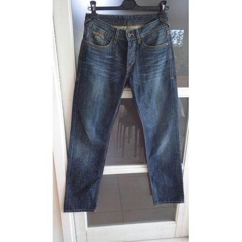 jean droit taille haute t38 us29 pepe jeans achat et vente. Black Bedroom Furniture Sets. Home Design Ideas