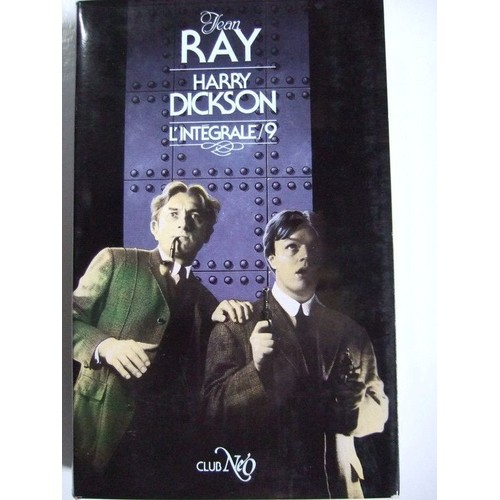 Harry Dickson Lintégrale 9 De Jean Ray Livre Neuf Occasion