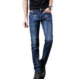 Hipster Bleu De Pantalon Jeans Stretch Slim 100 Homme Denim Homme OwpqP48