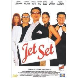Jet Set - Réalisé En 2000 Par Fabien Onteniente Avec Samuel Le Bihan, Lambert Wilson - Format : 120x160cm
