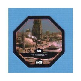 Jeton Star Wars Cosmic Shell N�40 - Tatooine