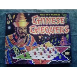 jeu de dames chinois chinese chequers achat et vente rakuten. Black Bedroom Furniture Sets. Home Design Ideas