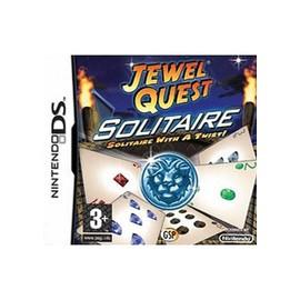 Jewel Quest - Solitairesur Nintendo DS