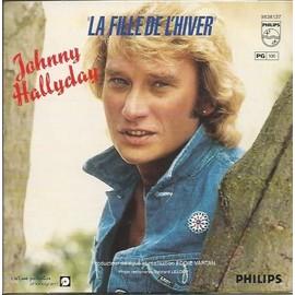 johnny hallyday cd single un diable entour d 39 anges la fille de l 39 hiver cassettes mini. Black Bedroom Furniture Sets. Home Design Ideas