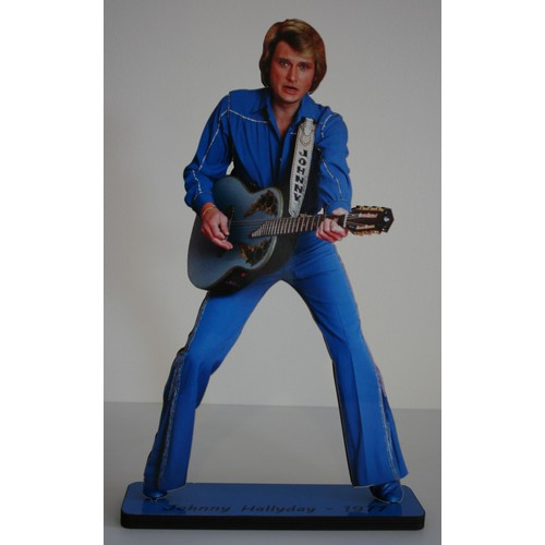 johnny hallyday collection figurine neuf et d 39 occasion. Black Bedroom Furniture Sets. Home Design Ideas