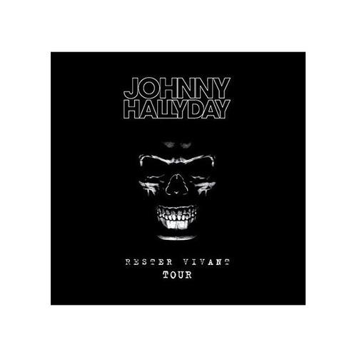 Johnny Hallyday  Rester Vivant Tour de François Goetghebeur