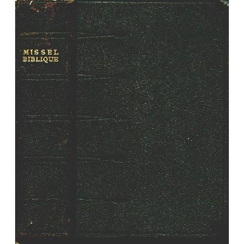 Calendrier 1960 Avec Les Jours.De La Terre A Dieu Missel Biblique De Tous Les Jours Avec Etui Vesperal Et Rituel Conforme Code Rubriques 1960 Avec Supplement Calendrier