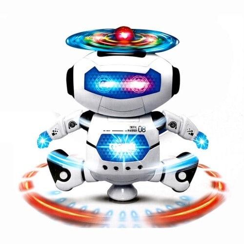 Toys For 8y Toys Rus : Jouet robot astronaute marche danse chante lumineux