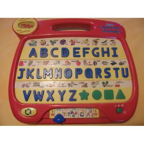 Jouet vtech j 39 apprends l 39 alphabet achat et vente - Jouet alphabet ...
