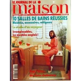 Journal De La Maison Le N 282 Du 01 11 1994 10 Salles De Bains