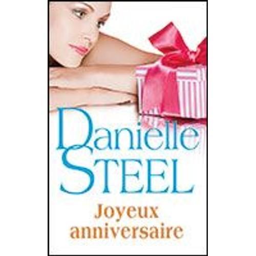 Joyeux Anniversaire De Danielle Steel Format Broche Rakuten