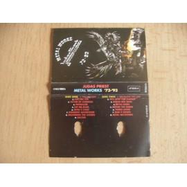 Judas Priest . Metal Works 73-93 .