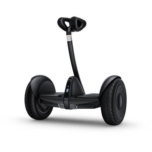 gyropode mini hoverboard intelligent noir auto qulibrage 10 pouces lectrique scooter. Black Bedroom Furniture Sets. Home Design Ideas