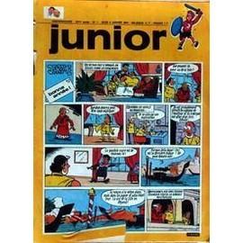 Junior N� 1 Du 03/01/1974 -