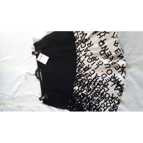 jupe captain tortue trend jupe asym trique coton 40 noir. Black Bedroom Furniture Sets. Home Design Ideas