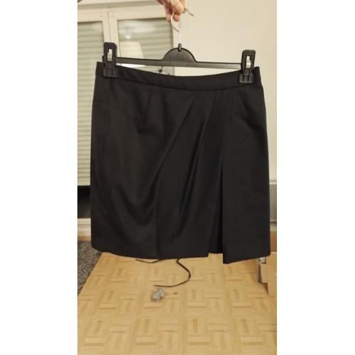 Jupe comptoir des cotonniers vyrola init laine 40 noir - Code avantage comptoir des cotonniers ...