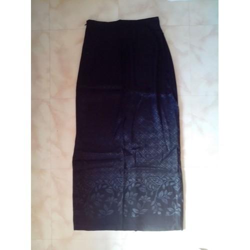 jupe longue fendue noire camaieu taille 36 achat et vente. Black Bedroom Furniture Sets. Home Design Ideas