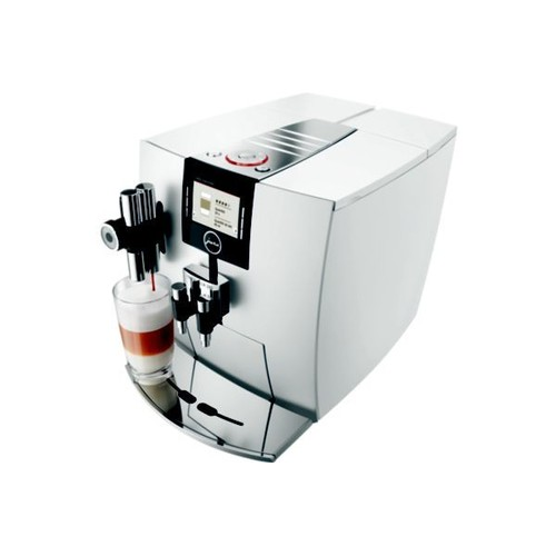 jura impressa j85 machine caf automatique avec buse vapeur cappuccino. Black Bedroom Furniture Sets. Home Design Ideas