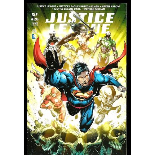 Justice League Saga N 26 1057471426 L