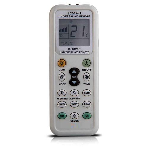K 1028e t l commande lcd a c universel climatisation pour climatiseur haier - Telecommande climatiseur universel ...