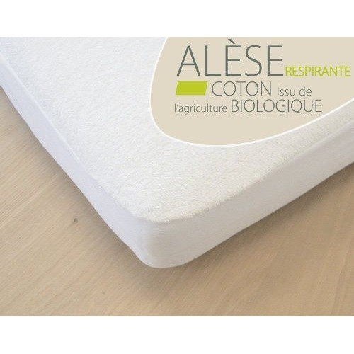 kadolis matelas pour lits de b b al se b b coton bio 60x120 cm blanc. Black Bedroom Furniture Sets. Home Design Ideas