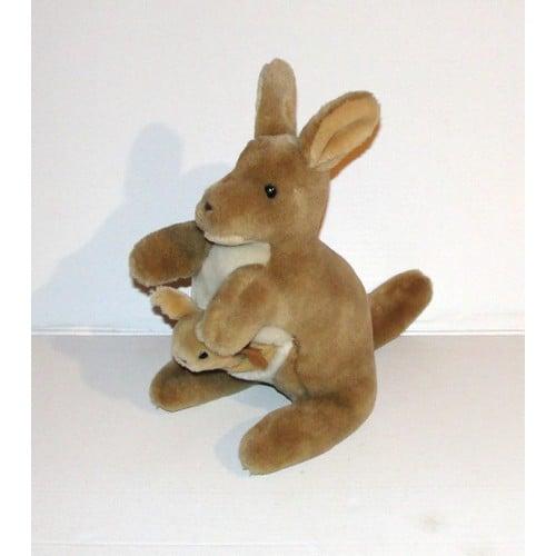 peluche kangourou