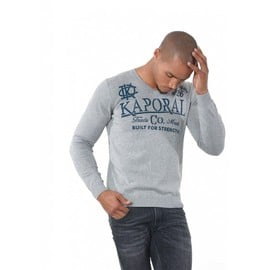 18b7407d2fd19 Kaporal Pull Homme Twink clair - - M