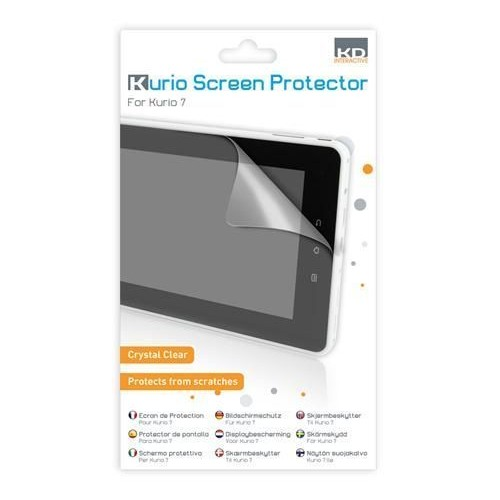 kd ecran de protection pour tablette tactile gulli 7 rakuten. Black Bedroom Furniture Sets. Home Design Ideas