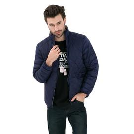 keral blouson matelass homme r versible doudoune veste d. Black Bedroom Furniture Sets. Home Design Ideas