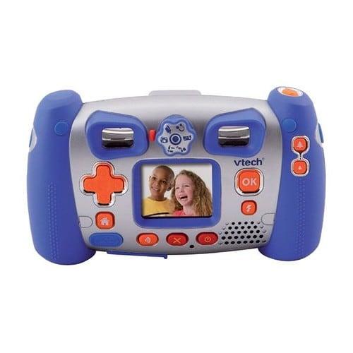 vtech kidizoom pro 5 en 1 bleu appareil photo pour enfants. Black Bedroom Furniture Sets. Home Design Ideas