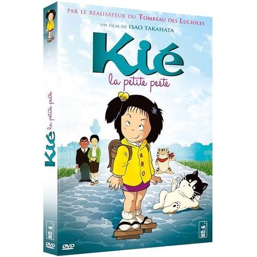 Kié La Petite Peste De Isao Takahata En DVD Neuf Et D